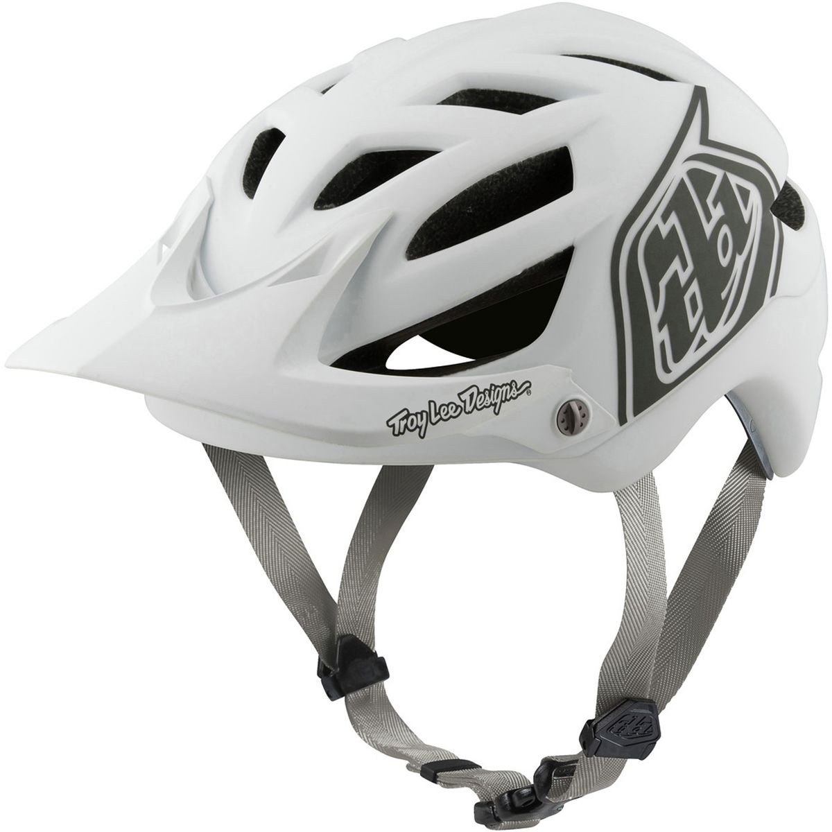 Troy Lee Designs Enduro-MTB Helm A1 Classic Schwarz