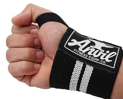 Nuevo producto Wrist Wraps – par de ajustable correas de muñeca, muñequera, apoyo de
