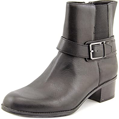 Women's Caven Leather Ankle Booties