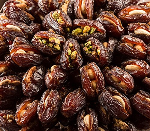 Medjool Dates- Dates Filled with Pistachio (450g)