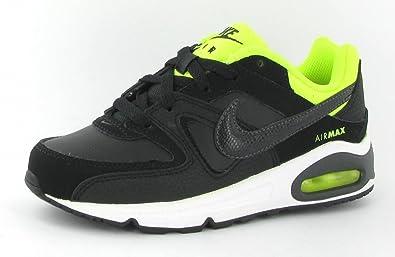 Nike - Basket - BASKET AIR MAX BLACK - Taille 35 - Noir
