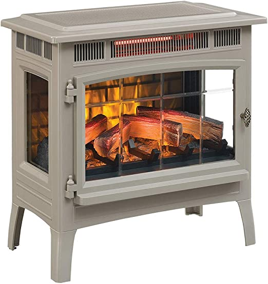 Amazon Com Duraflame 3d Infrared Electric Fireplace Stove With