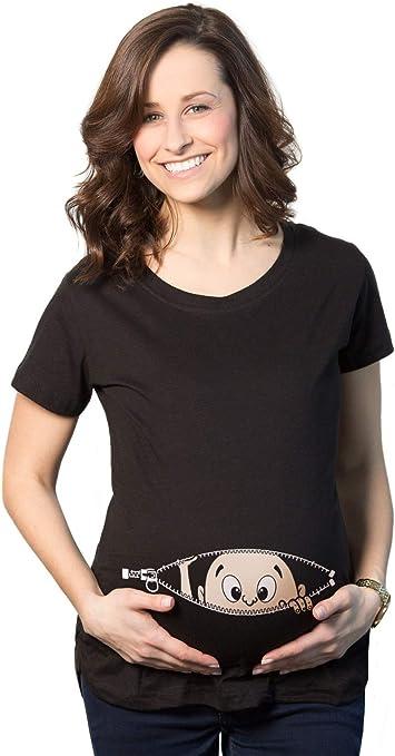 Maternity Hatching Chick Pregnancy Tshirt Cute Baby Bird Tee