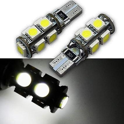 Luz de techo para coche luz de matr/ícula luz LED T10 9 SMD