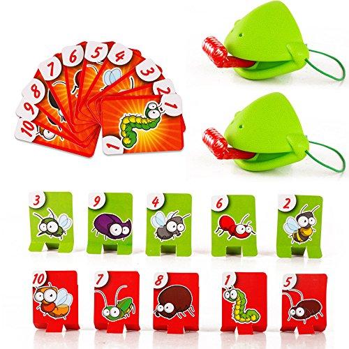 [해외]Susun Funny Take Card-Eat Pest Catch Bugs Game Desktop Games Board / Susun Funny Take Card-Eat Pest Catch Bugs Game Desktop Games Board