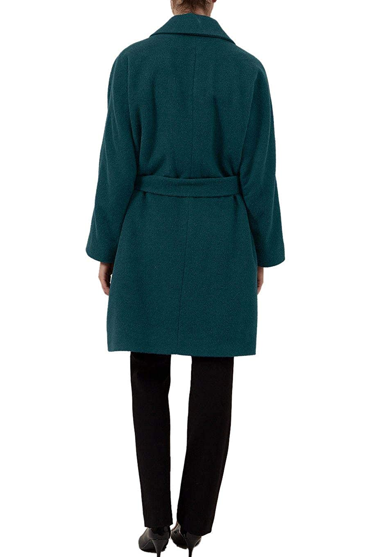 Windsmoor Damen Mantel grün blaugrün Einheitsgröße: Amazon