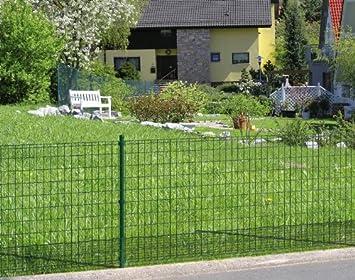 GAH ALBERTS Set: Zaun »Maschendrahtzaun-Set Fix-Clip« 100 cm: Amazon ...