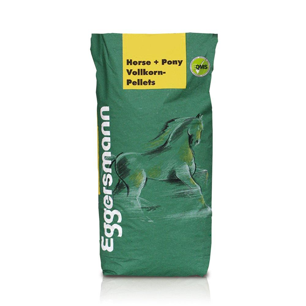 naturels, Savoureux Doublure, cheval avec ou sans peu de puissance, eggers Mann Cheval et poney entièrement Grain Pellets 10mm pour cheval, Lot de 1(1x 25kg) Eggersmann 1257-310