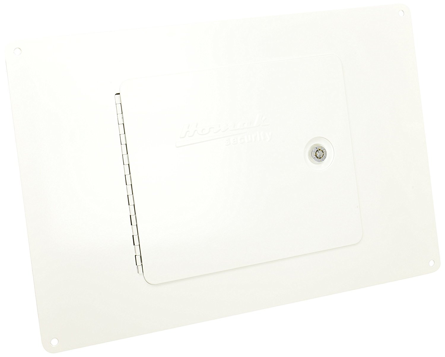 First Watch - Homak Between the Studs High Security Steel Wall Safe, White, WS00017001 by HMC Holdings LLC - First Watch
