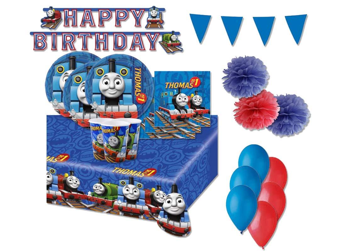 Irpot Kit N. 17 - B Fiesta de cumpleaños del Tren Thomas ...
