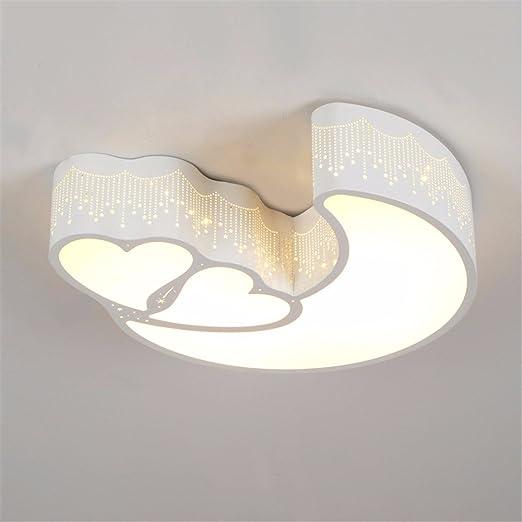 Iluminación De Techo De Interior Simple Modern Led Lampara De Techo Lampara De Salon Dormitorio Principal ...
