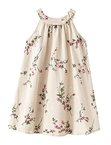 Twippo Vestido Niña 1 Año, 12-18 Meses