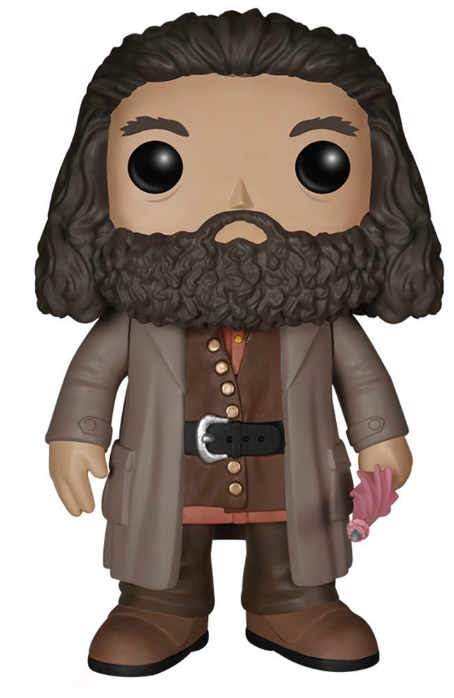 Funko POP Movies Harry Potter Rubeus Hagrid 6 Action Figure