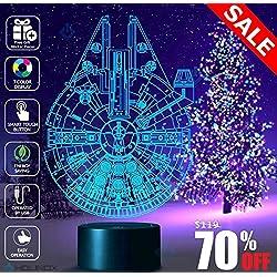 Holinox Star Wars Millennium Falcon Lamp