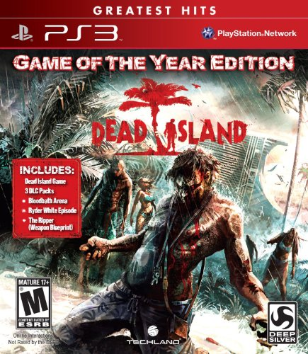 Dead Island: Game of the Year Edition - Playstation 3 (The Best Zombie Games For Ps3)