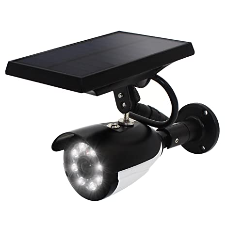 Desmontable Solar luz del sensor de movimiento, 1400-lumens Bright LED de 5 W