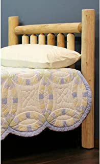 product image for Lakeland Mills Unfinished Wooden Headboard (King: 81 in. W x 4.5 in. D x 48 in. H)