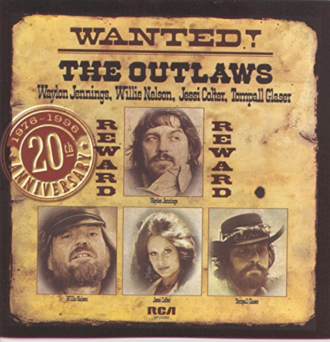 Music : Wanted! The Outlaws (1976-1996 20th Anniversary)