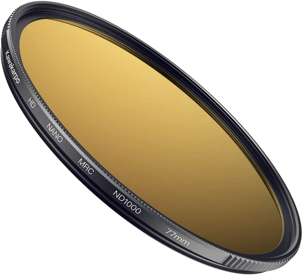 Specialist Neutral-Density Filter,High Definition,HD,Nano MRC16 Coating,Ultra-Slim,B270 Schott Extreme ND Filter Kawakarpo 67mm 10-Stop ND1000 for Camera Lens Filter,Professional Photography Filter