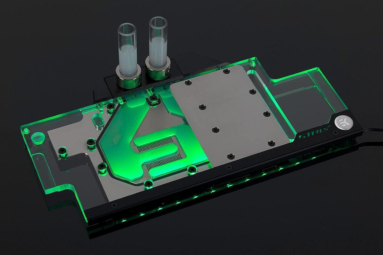 Nickel EKWB EK-FC1080 GTX Ti Strix RGB GPU Waterblock