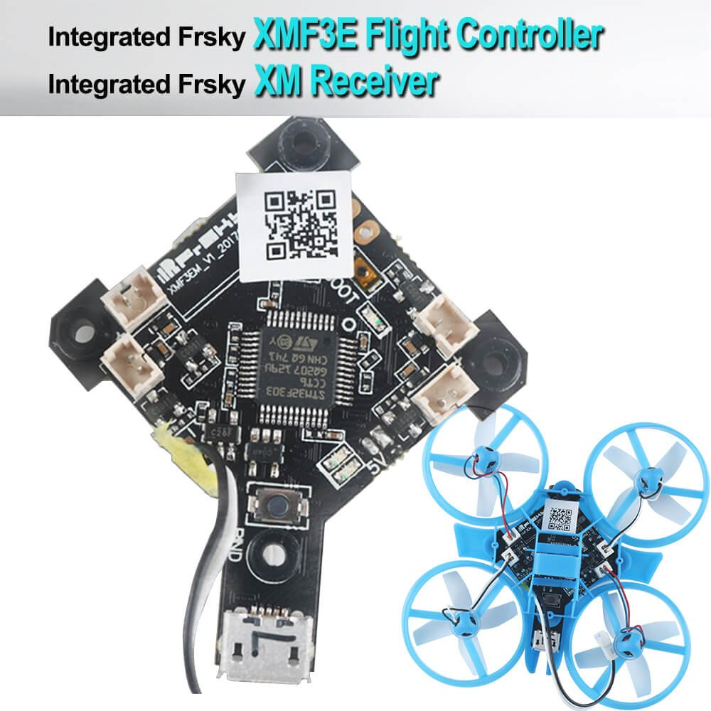 LITEBEE Frsky Mini Racing Drone Apus MQ60, FPV Drone Racing ... on