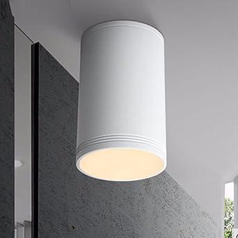 Largeur mural e27 en blanc Lampe murale Éclairage de Mur Intérieur Lampe Intérieur Flurlampe