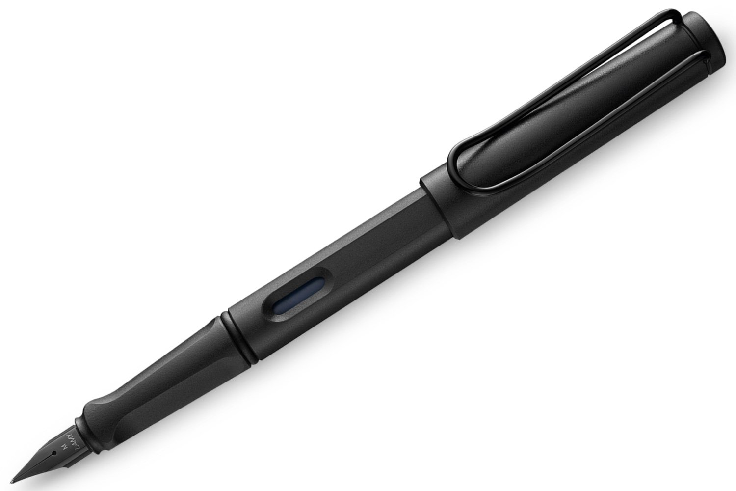 Lamy Safari Fountain Pen 044 (F) All Black | Limited Edition 2018
