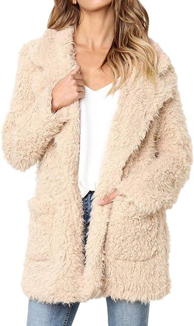 chaqueta de borreguito con cremallera baratas mujer
