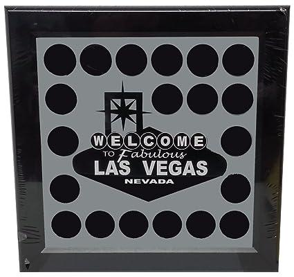 Amazon.com: Welcome To Fabulous Las Vegas 20 fichas de ...