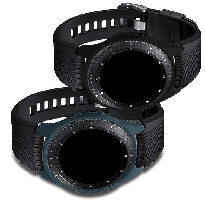 kwmobile 2 Fundas para Samsung Galaxy Watch (42mm): Amazon.es ...