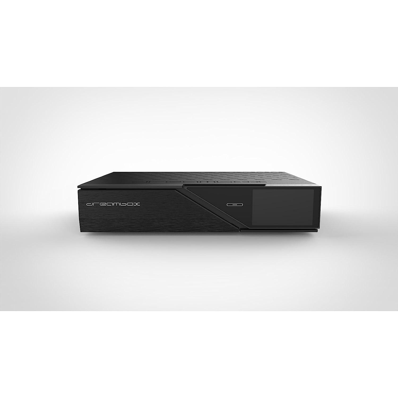 Dreambox DM900 UHD 4 K E2 Linux PVR 1x FBC Twin: Amazon co