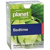 Planet Organic Bedtime Herbal Tea 25 Teabags