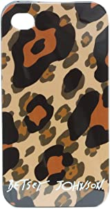 Betsey Johnson iPhone 4 Case-Natural