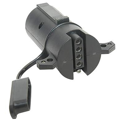 Hopkins 47375 5 Wire Flat Adapter: Automotive