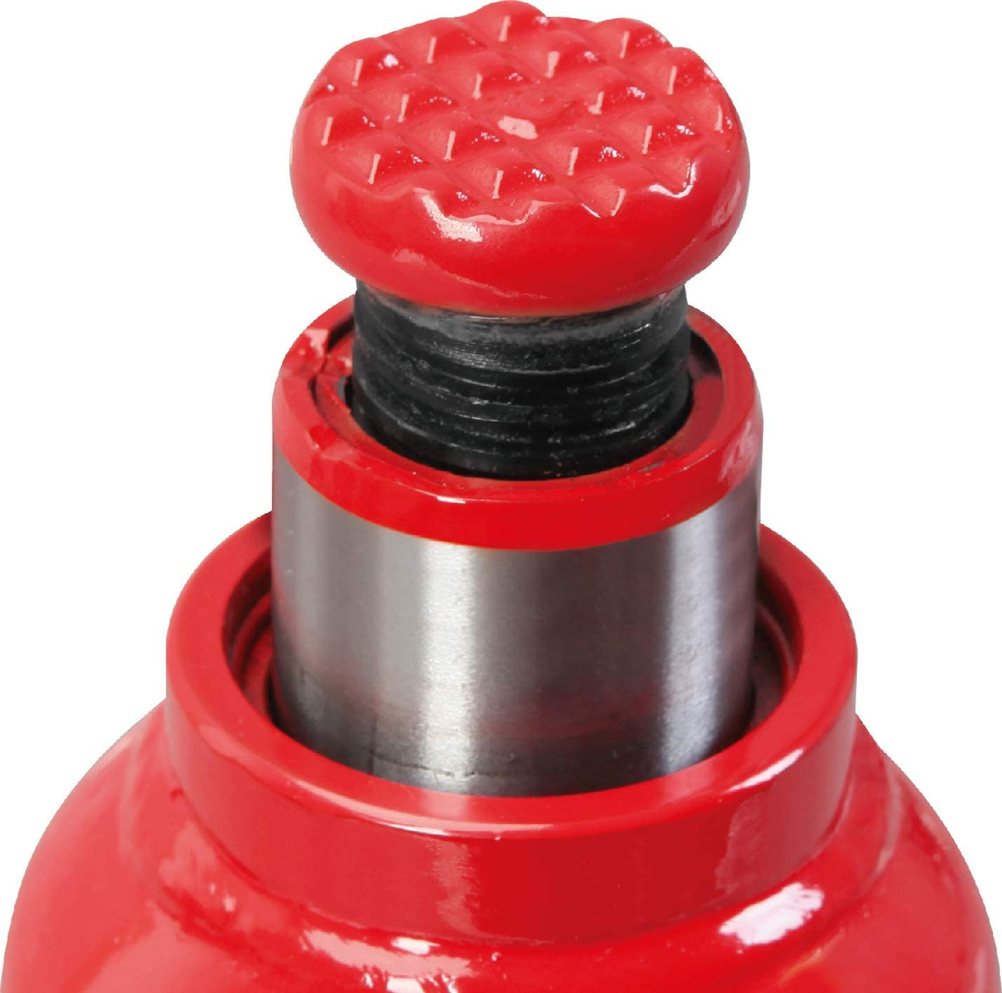 8 Ton Capacity Red 16,000 lb BIG RED TAM90803B Torin Hydraulic Welded Bottle Jack