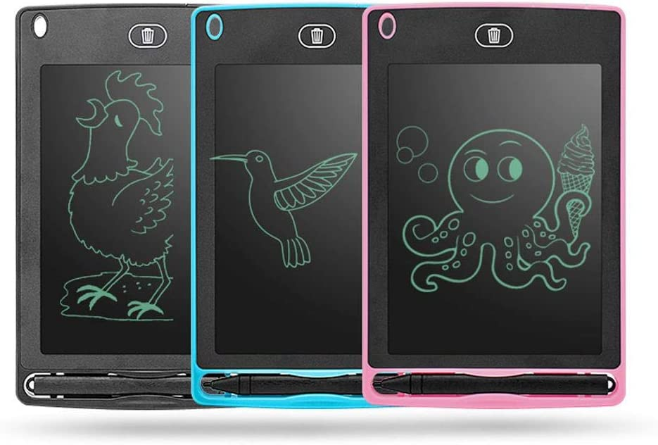 Shonlinen 6.5 in LCD Tablet Childrens Drawing Board Graffiti Writing Board Graphics Tablets