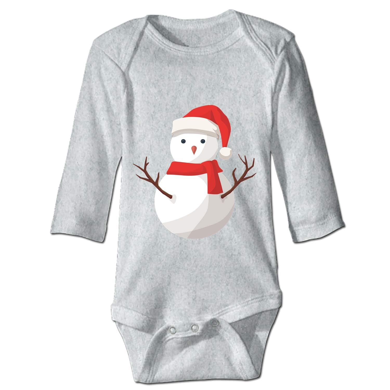 farg Newborn Boys Girls Christmas Ball Cute Baby Onesie Bodysuits