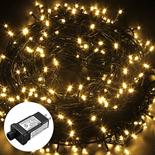 Christmas Green Led Lights - 7