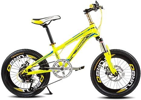 TSDS Bicicleta para niños Bicicleta Plegable de 4 Ruedas Bicicleta 18