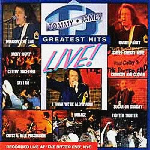 Tommy James & the Shondells - Greatest Hits Live [Aura] by Aura Entertainment