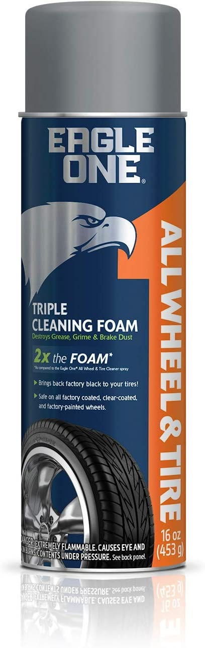 Eagle One Wheel and Tire Foam Cleaner
