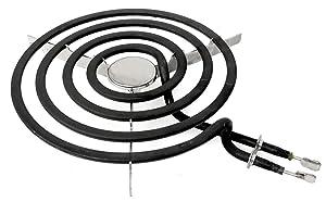 """ClimaTek Upgraded Range Stove Cooktop 8"""" Burner Heating Element Fits GE Hotpoint WB30K10003 AP2027742 824236"""