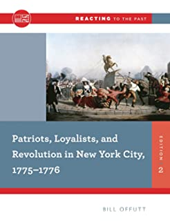 Generous Enemies: Patriots and Loyalists in Revolutionary