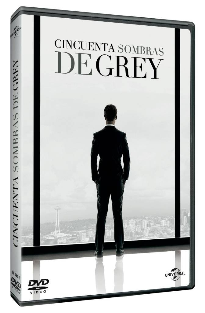 50 Sombras De Grey - Edición 2017 [DVD]: Amazon.es: Dakota Johnson ...