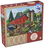 Cardinal puzzles Joseph burgess: farm jigsaw puzzle (1000 piece) head down to the farm and enjoy a piece of country life from celebrated artist and military veteran Joseph burgess with this 1000 piece farm jigsaw puzzle. The stone silo stands...