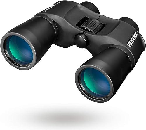 Pentax SP 10×50 Binoculars Black