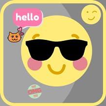 Free stickers pictures - Square Emoji