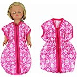XADP Doll Accessories Doll Bedding Sleep Bag Fits American Girl Dolls and other 18 inch dolls