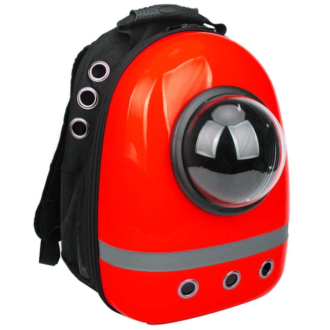 Bubble Backpack Pet Carriers Innovative Traveler for Cats Dogs Pet Portable Carrier Space Capsule Backpack Gaorui E-Commerce Co. Ltd CWTKBBCSX-B