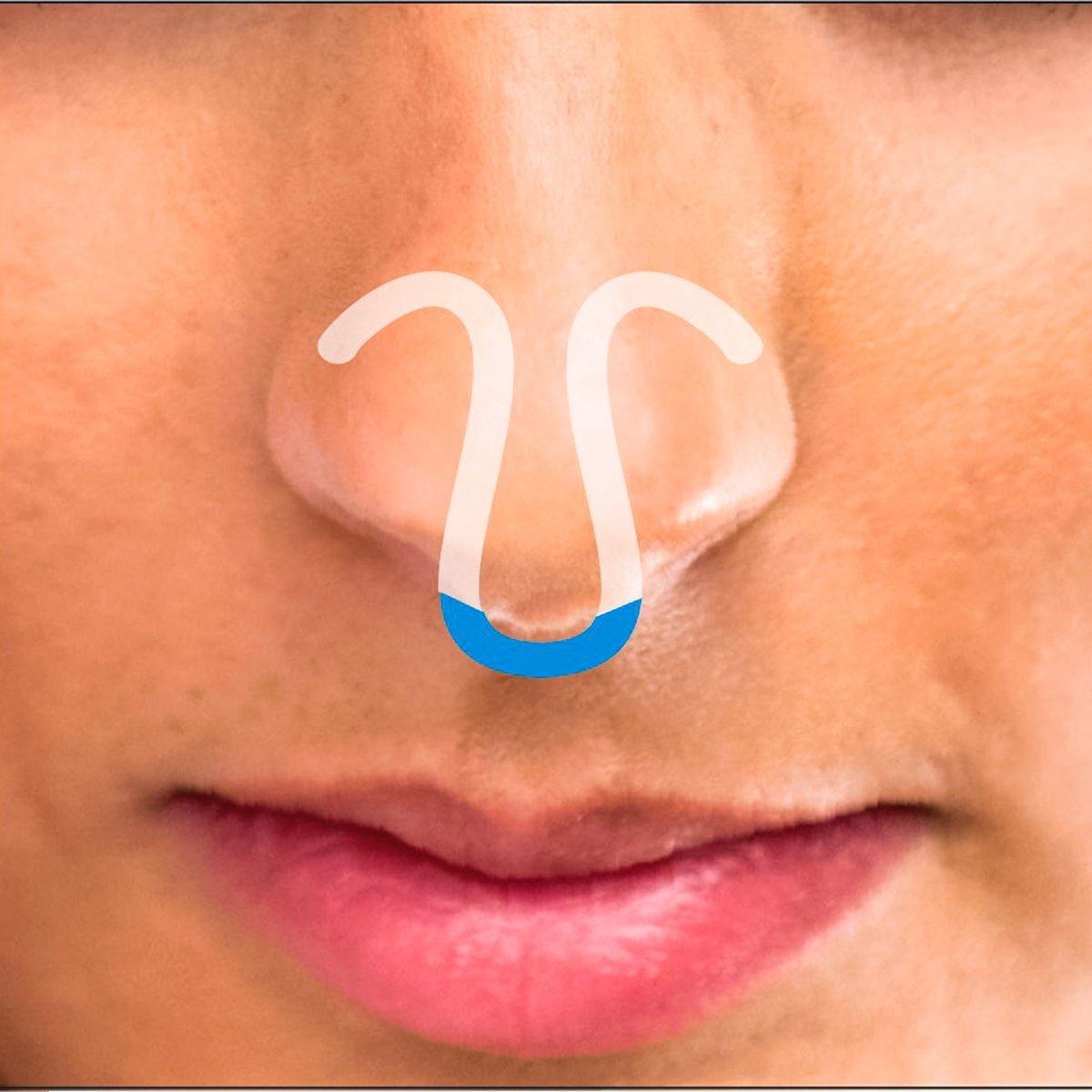 ClipAir® Sport - Dilatador nasal interno para deportistas - Mejor respiración en el deporte: Amazon.es: Salud y cuidado personal